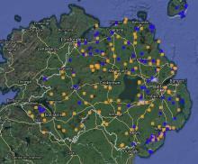 Northern Irish squares